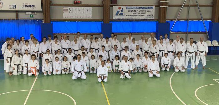 karatedo giussano 35 anni